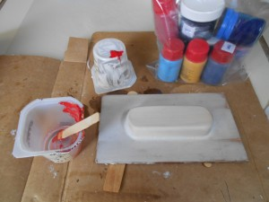 Mold Making Step 1